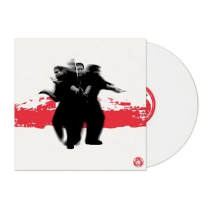 rya ghost dog white vinyl