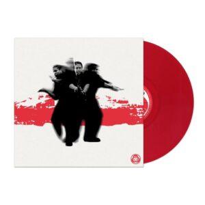 ghost dog red vinyl