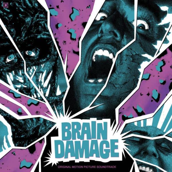 brain damage vinyl