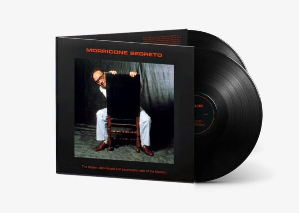 DOUBLE LP MOCKUP FLAT + Record