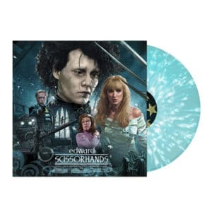 Edward scissorhands vinyl