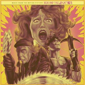 IGOR and the lunatics vinyl
