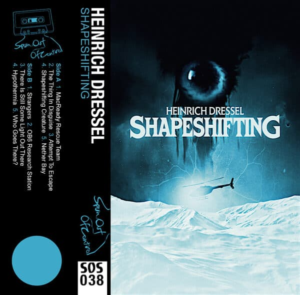 SOS 038 Heinrich Dressel Shapeshifting cover