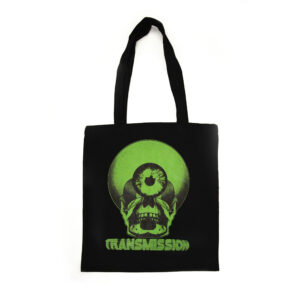 Transmission bag green