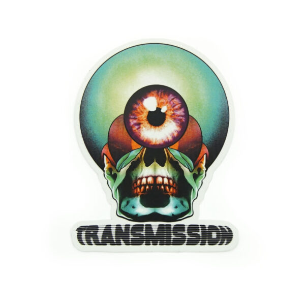 Transmission sticker