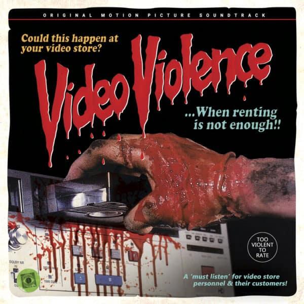 Video Violence vinyl