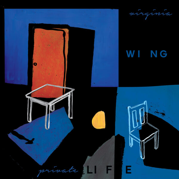 Virginia Wing - Private Life COVER