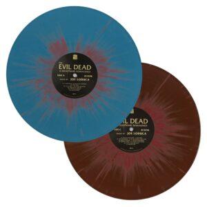 evil dead vinyl