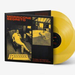 Ennio morricone yellow vinyl box set
