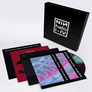 nine inch nails vinyl box set