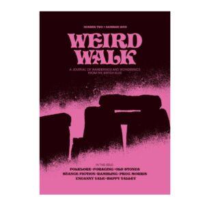 weird walk issue 2